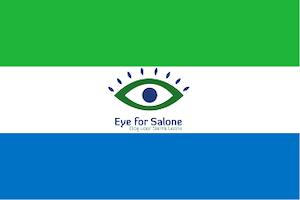 Eye for Salone