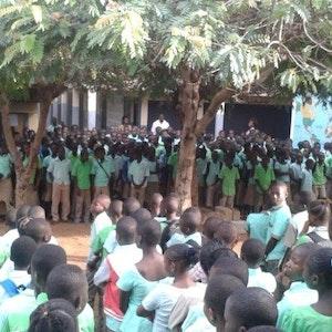 """Yanfouom: """"wijsheid"""" creëren in Togo"""
