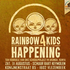 Zomerhappening Rainbow4kids