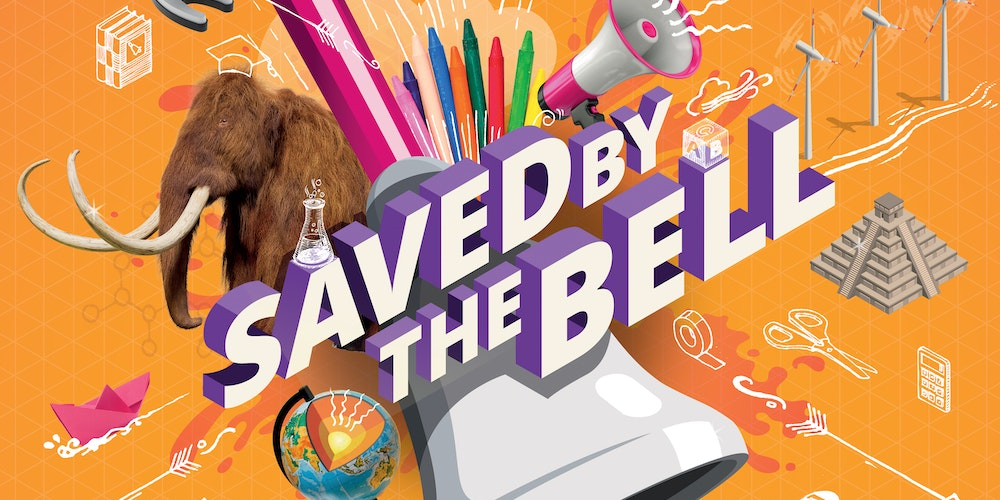 Saved by the bell – vrijdag 4 oktober 2019